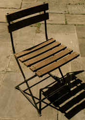 York Street Cafe Chair