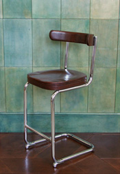 "30"" Thonet Bar Stool"